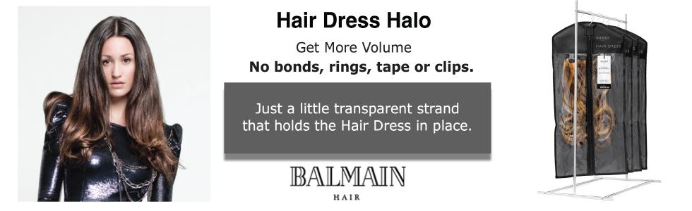 Extensions made easy with balmain hair dress antonino - The catwalk hair salon ...